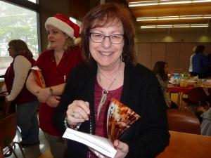 Love that smile, Susan Lute!