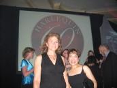 With Elaine Rogoza