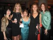 Ruth Kaufman, Leah Vale, Melia Alexander, Elaine Rogoza, Terri Reed
